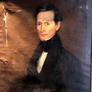 Antique Portrait of a Man