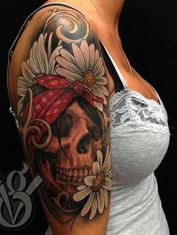 feminino_açcar_tatuagem_de_caveira