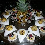 Dessertbuffet im Jagdhof am Donnerstag Abend