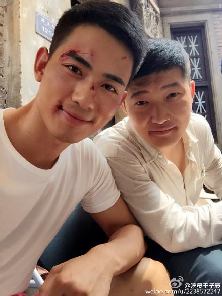 Sun Zhongqiu China Actor