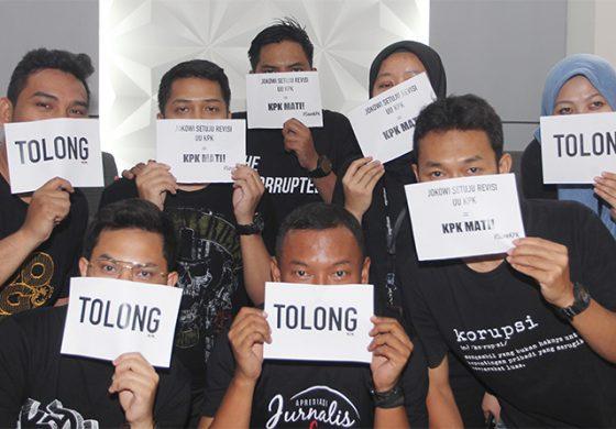 Jokowi Berwenang Melantik 57 Pegawai KPK Nonjob jadi PNS