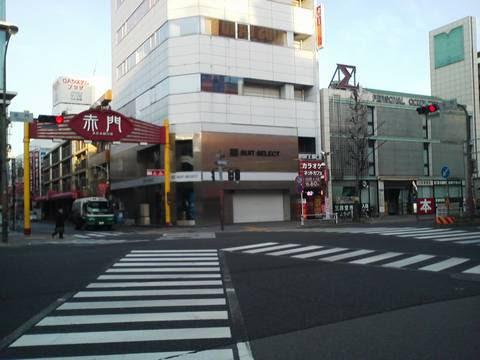 外観1 ハンモック大須店2回目