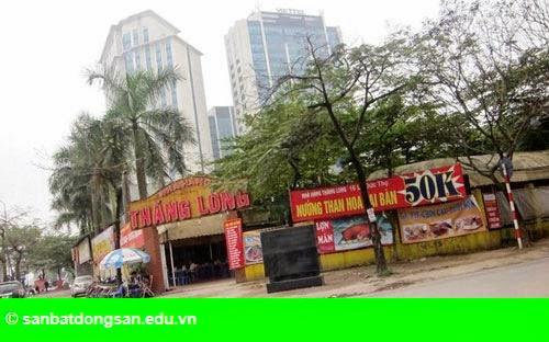 Hình 1: Bộ Tài chính sắp rà soát sử dụng đất công ở Hà Nội