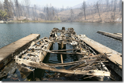 Whiskeytown Lake, Carr Fire, Redding, July 28, 2018 on Google Images