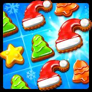 Новогодние сладости: приключения-пазл Дед Мороза 3