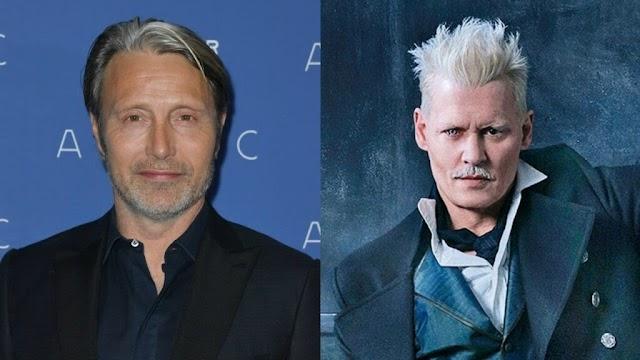 Animais Fantásticos 3 | Mads Mikkelsen diz que não conversou com Johnny Depp