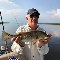 Jud with another Redfish 08-13-2018