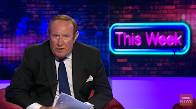 Andrew Neil commenting on the Paris attacks