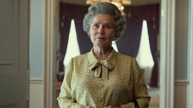 The Crown da Netflix revela 1ª imagem da atriz de Harry Potter como Rainha Elizabeth II