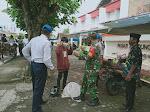 Tim Gabungan Kapanewon Wates Gelar Patroli Penertiban PPKM