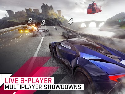 [Removed] Asphalt 9: Legends MOD (Unlimited Money) 8