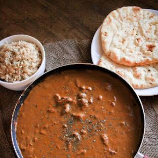 Chicken Coconut Tikka Masala.