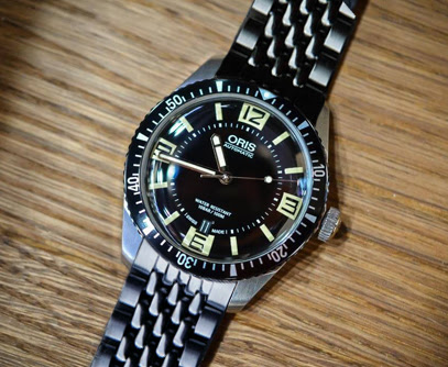 pre basel new oris re issue divers sixty five page 86