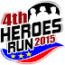 The Call to be a Hero's Hero: Largest Heroes Run Set on November 2015