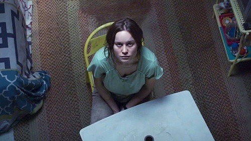 Brie Larson in ROOM