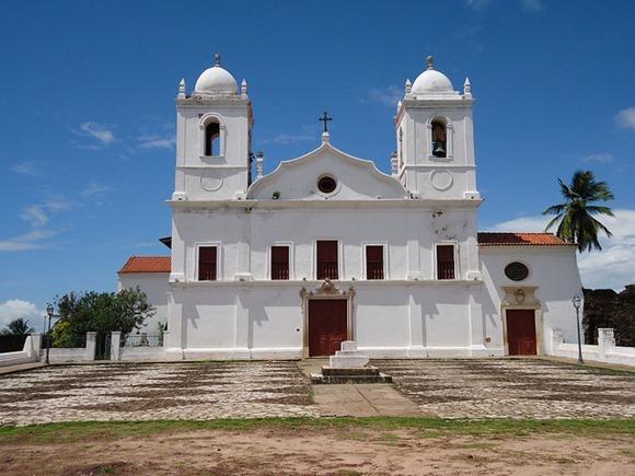 Igreja do Carmo - Alcantara, Maranhao, foto: Fernando Cunha/Panoramio