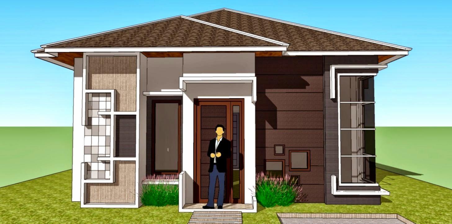 gambar model rumah sederhana gallery taman minimalis