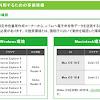 e-Tax 平成23年分利用環境