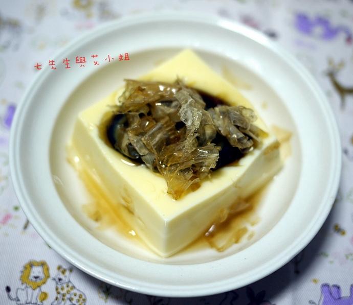 4 皮蛋蛋豆腐