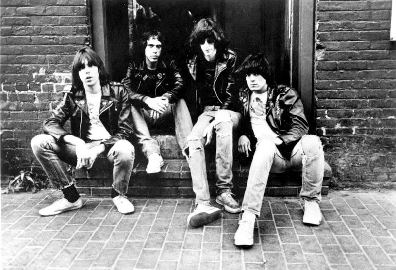 The Ramones 1979 London