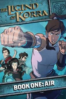 Baixar Série Avatar A Lenda de Korra 1ª Temporada Torrent Grátis