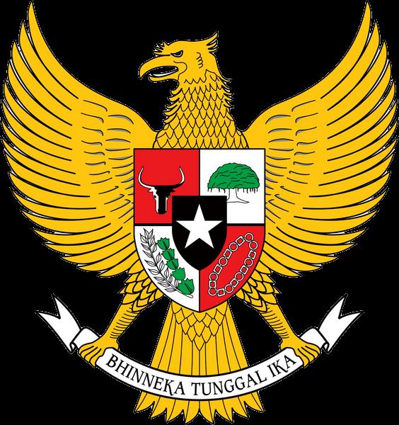 Logo Garuda PNG