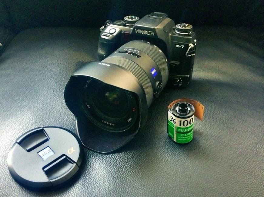 CARL ZEISS ZA 16-35mm F2.8 蔡司廣角鏡全片幅大解放