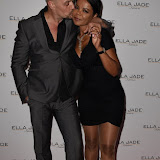 OIC - ENTSIMAGES.COM - Sean Cronin and Nadia Alami at the  Ella Jade Interiors Press Launch in Hampstead London 1st September 2015 Photo Mobis Photos/OIC 0203 174 1069