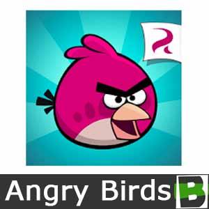 تحميل لعبة الطيور الغاضبة Angry Birds للأندرويد والأيفون - موقع برامج أبديت