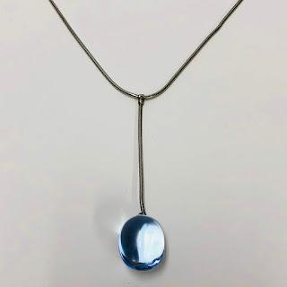 Baccarat Pendant Necklace