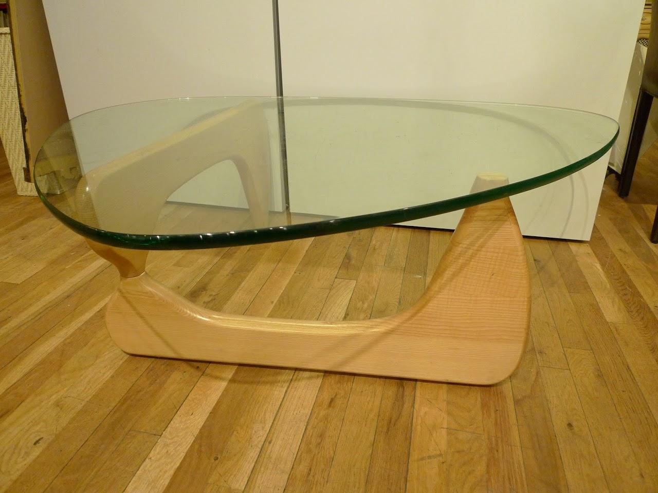 Noguchi-Style Coffee Table