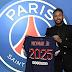 نيمار يجدد مع باريس سان جيرمان حتى 2025