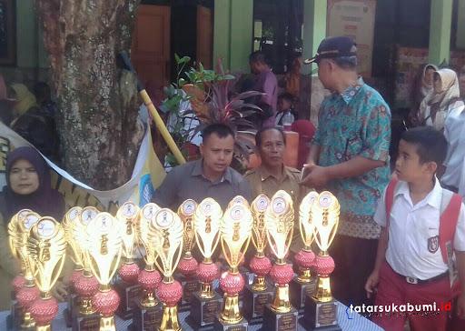 6 Pelajar Ciambar Berprestasi Ikuti Lomba O2SN Tingkat Kabupaten Sukabumi