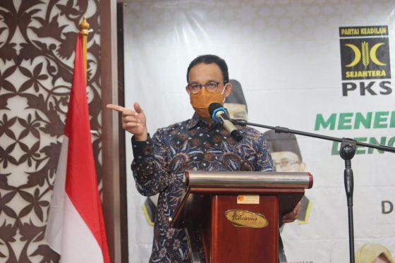 Asyik Makan-makan di Senayan, 8 Pegawai Dishub DKI Dipecat Anies
