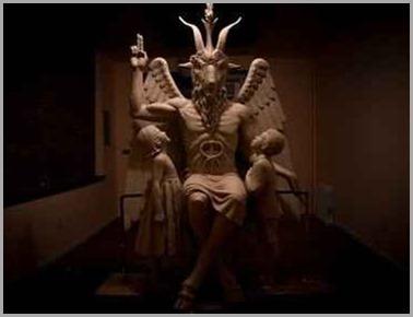 ídolo dos illuminati sionista