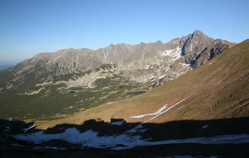 Svinica od Kasprovho vrchu