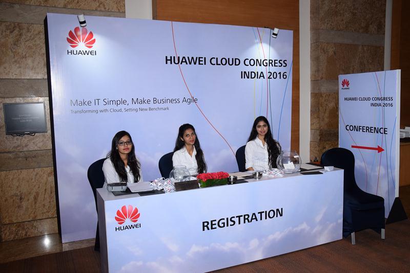 Huawei Cloud Congress India 2016 - 16