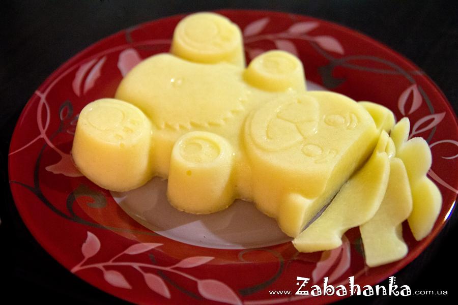 Рецепт домашнього сиру твердого