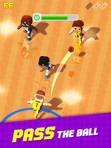 Blocky Basketball FreeStyle 1.7.1_223 screenshots 7