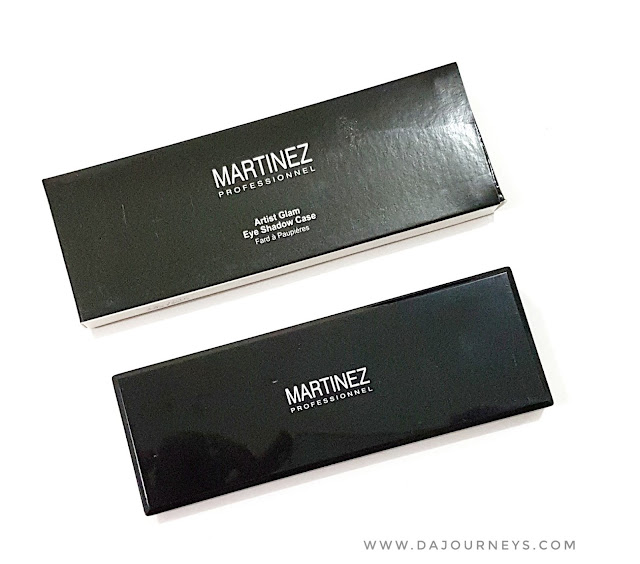 [Review] Martinez Professional Lip Palette