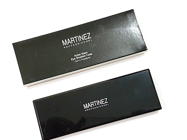 [Review] Martinez Professional Lip Palette Mademoiselle dan Lumiere