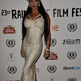 OIC - ENTSIMAGES.COM - Tashie Jackson at the  My Hero Film Premiere at Raindance Film Festival London 25th September 2015 Photo Mobis Photos/OIC 0203 174 1069