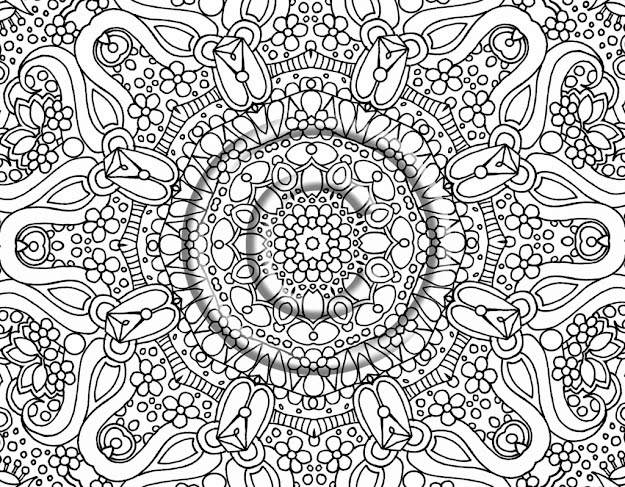 Super Hard Coloring Pages Futpal For Super Hard Abstract Coloring Pages For  Adults