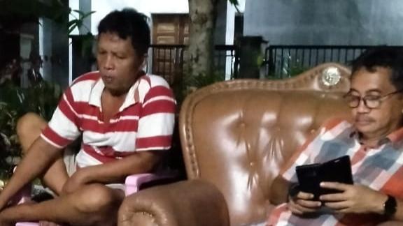 Wakil Ketua Komisi IV DPRD Kota Padang Kunjungi Korban DBD