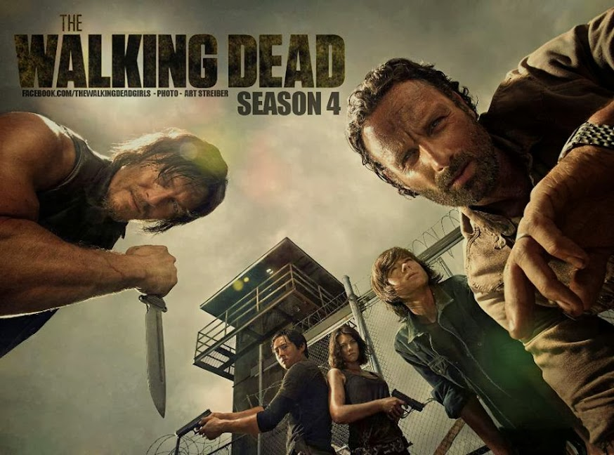 The Walking Dead 4×09 MicroHD720 Castellano 600MB Multi