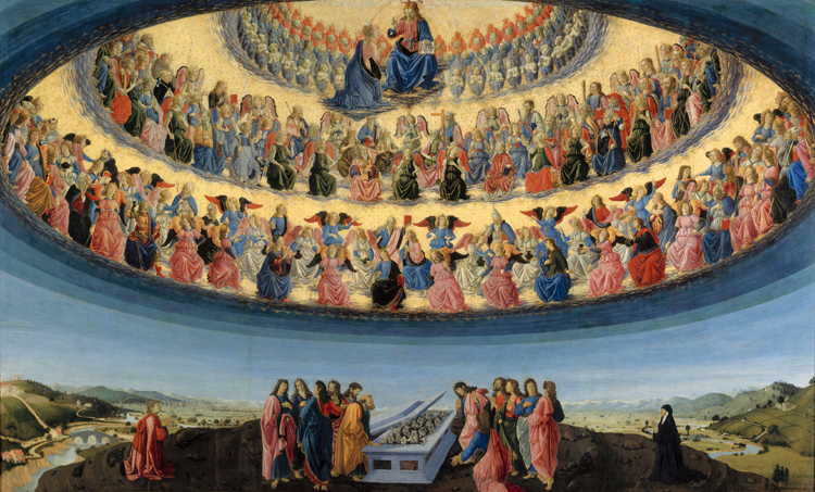 The Three Heavens And The Nine Hierarchies Of Angels, Tablets And Numbers