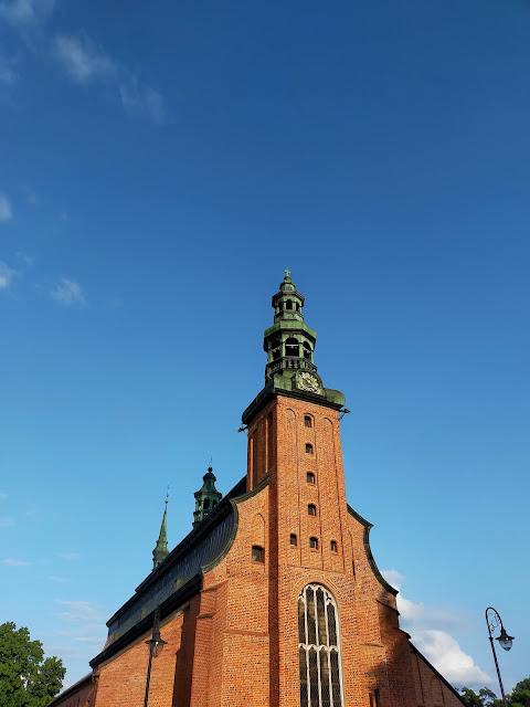 kościół w stylu gotyckim