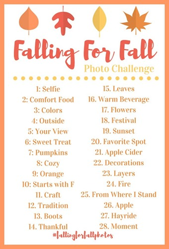 Falling For Fall 1