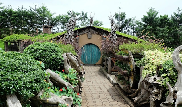 Tempat wisata farm house lembang