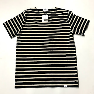 Norse Projects NEW Striped Knit Tee